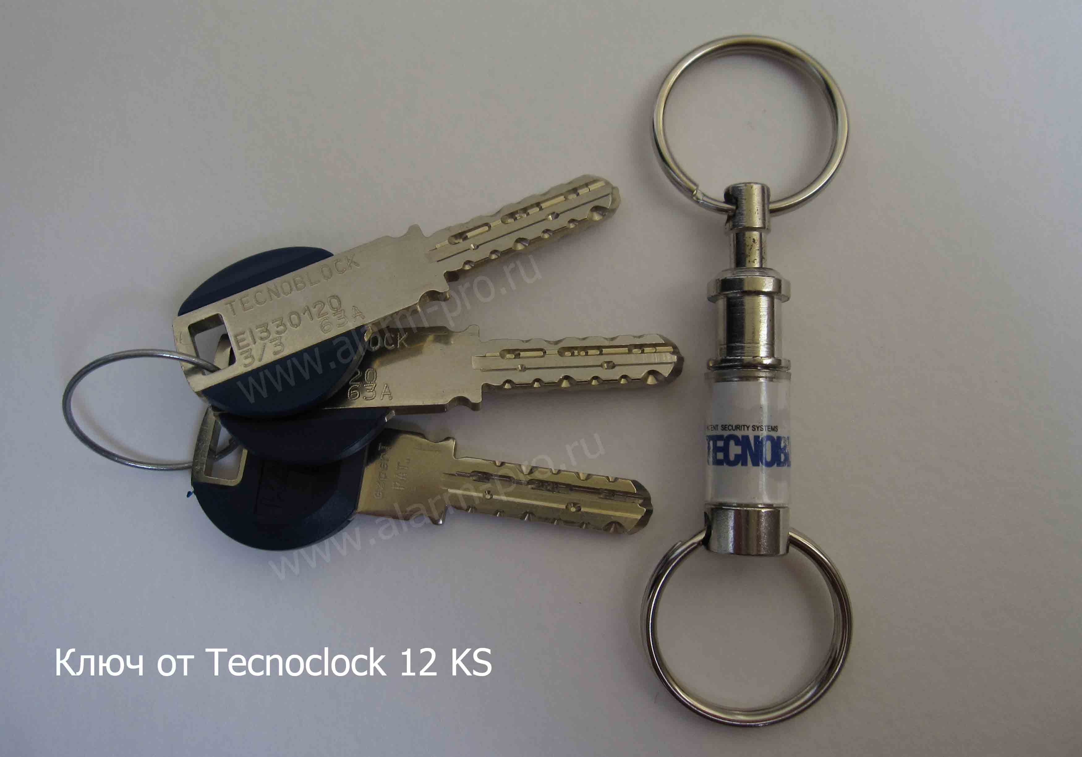 Key Tecnoblock 12 KS